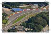 circuit van spa francorchamps, het raidillon