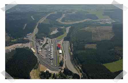 spa francorchamps ring 24h endu